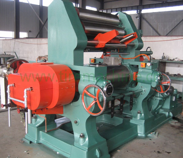 open mixing mill wit