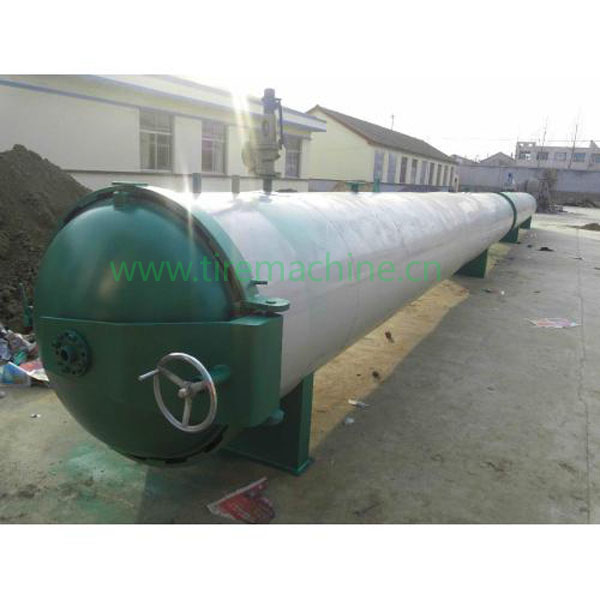 pipe vulcanizing tan